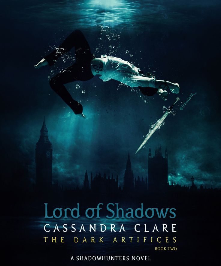 """Cover for """"Lord of the Shadows''"""