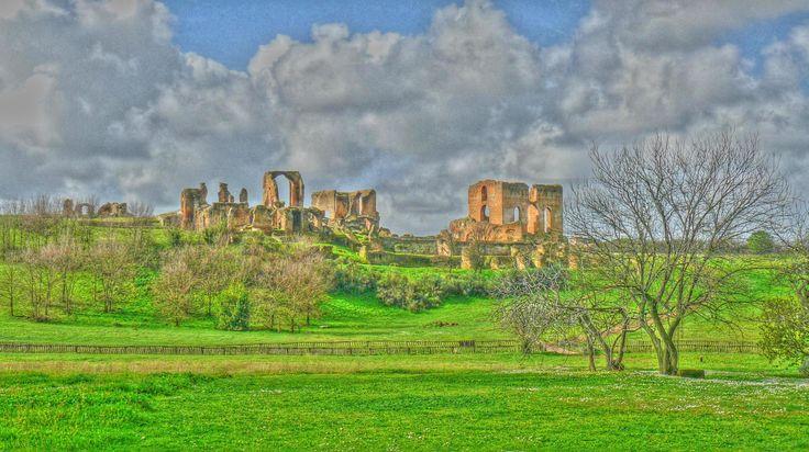 Roma - Villa dei Quintili