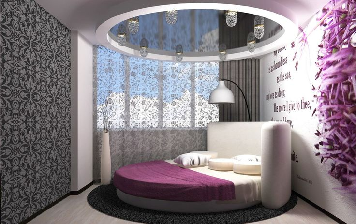 Романтичная спальня/romantic bedroom
