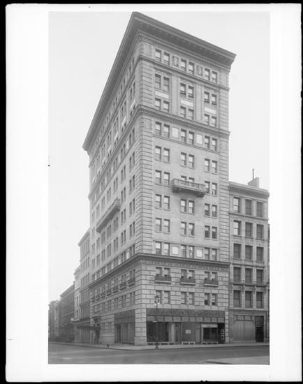 17 Best Images About Demolished Hotels Of New York City On