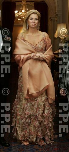 Queen Maxima of Netherlands