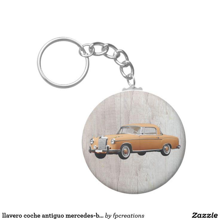 llavero coche antiguo mercedes-benz