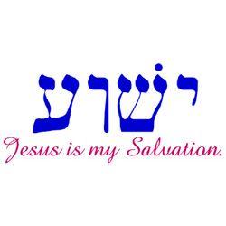 """""""Jesus"""" in Hebrew"""