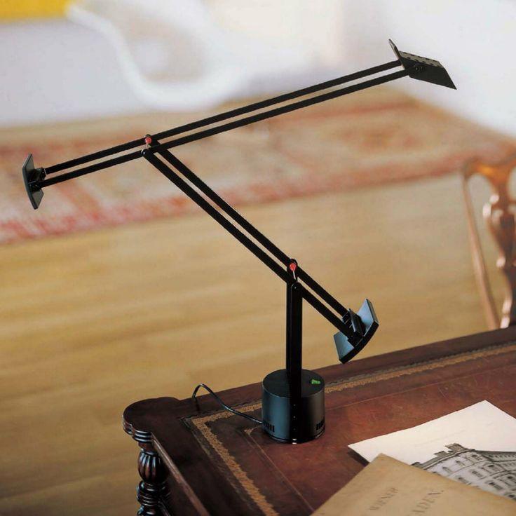 Artemide Tizio è un ottimo regalo per il vostro partner alle prese con pratiche e cari documenti! Rendigli meno stressante in lavoro d'ufficio! :)