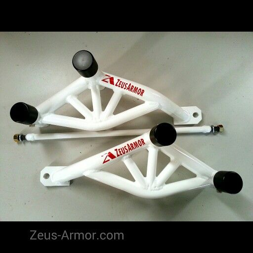 ZeusArmor Pro Series Dual Slider Stunt Crash Cage for 99-06 Honda CBR 600 F4 and F4i available at http://zeus-armor.com/store #zeusarmor #dowork #honda #f4i #stunt #crashcage #proseries #strong #stuntlife #bikelife