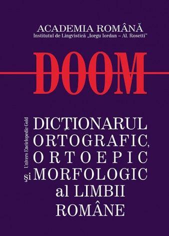 Dictionarul Ortografic, Ortoepic si Morfologic al Limbii Romane – recenzie