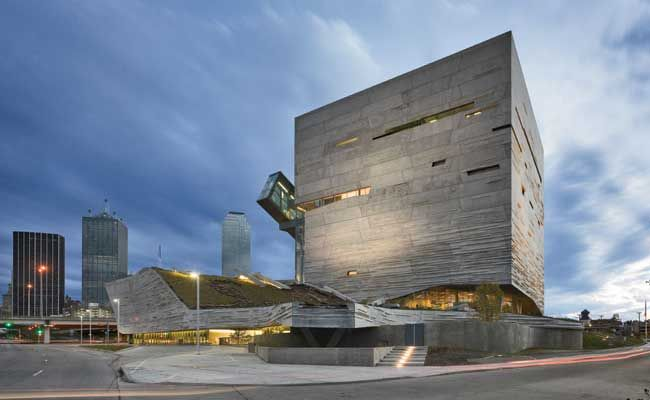 Perot Museum of Nature and Science by Morphosis Architects