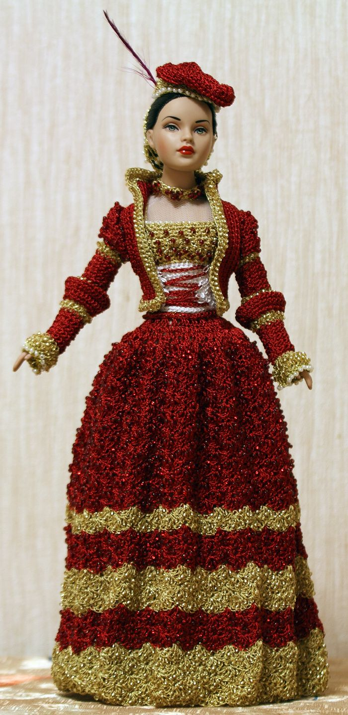 2163 best barbie dresses images on pinterest crafts doll kitty collier 10 doll represents annes boleyn cranach ridding dress from the other boleyn girl film this is german renaissance ridding costume bankloansurffo Image collections