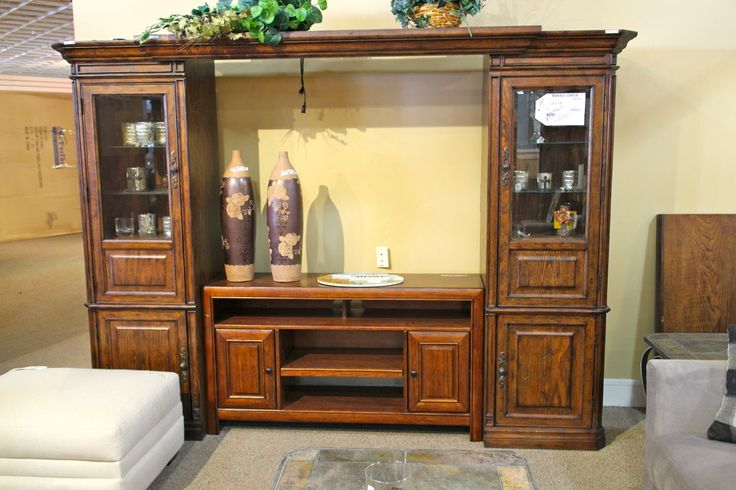 Whalen Entertainment Center - Colleens Classic Consignment Las