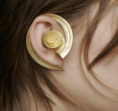 "Catherine Gilbertson ""Spiral"" (at Velvet da Vinci)"