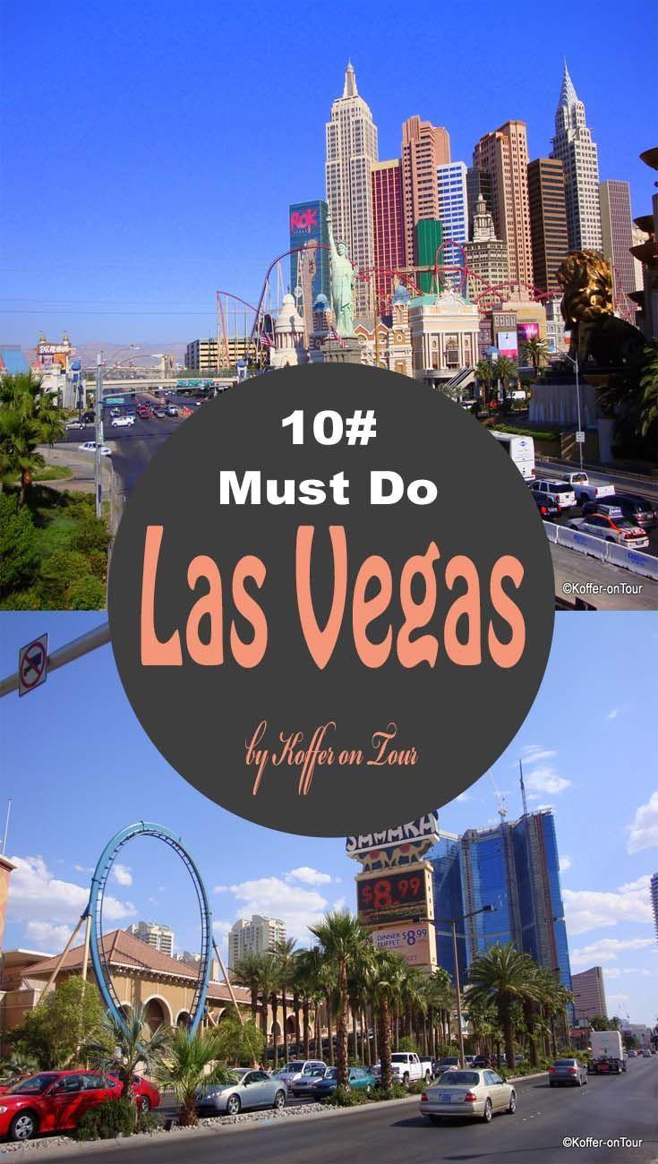 Las Vegas In 2019 Usa Rundreise Kosten Guide Checkliste