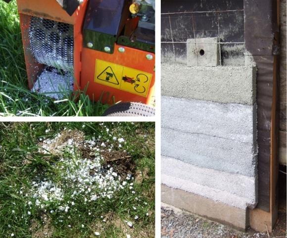 Stryrofoam Concrete: Cement Things, Concrete Almost, Expanded Polystyren, Styrofoam Concrete, Inspiration Things, Polystyren Ep, Stryrofoam Concrete
