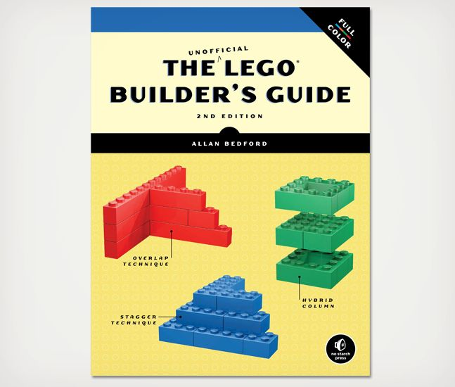The Unofficial LEGO Builder's Guide | Cool Material