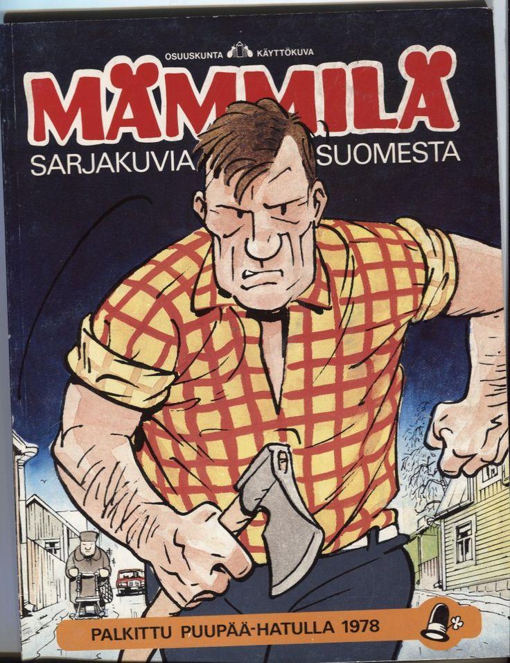 kuvittaja Tarmo Koivisto: Mämmilä.