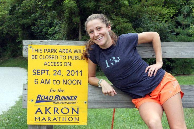 Alliance native Becki Michael competing in Akron Marathon has ...