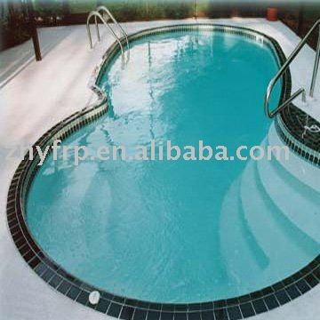 FRP/GRP fiberglass supplier of swimming pool $2500~$4000