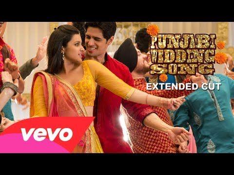 Punjabi Wedding Song ft. Parineeti & Sidharth - Hasee Toh Phasee - YouTube #SiddharthMalhotra <3<3<3<3<3!!!!!!!!!!!!!!!!