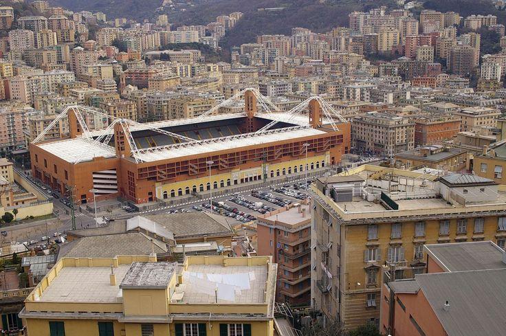 @Genoa Stadio Luigi Ferraris, Marassi, inaugurato nel 1911 è lo stadio più antico d'Italia tuttora in uso e uno dei primi e più antichi impianti tuttora in uso per il calcio ed altri sport. L'attuale stadio ospita le partite interne del Genoa. Lo stadio è di proprietà del comune di Genova. Ha ospitato, anche se in maniera minore, anche incontri di rugby della Nazionale italiana e alcuni concerti musicali. #9ine