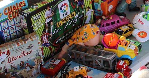 Cruz Roja repartirá juguetes nuevos a más de 600 niños de familias desfavorecidas de la comarca