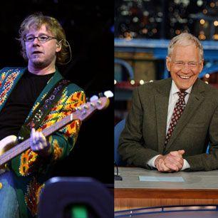 R.E.M.'s Mike Mills Explains Leaking David Letterman's Retirement