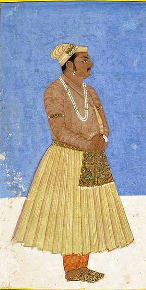 Raja Birbal was a Mughal courtier and general sent to subdue the Yusufzai Pashtuns in the Swat Valley in 1586. Without assessing the dangers of marching through the narrow passes of the mountain territory, he lead his 8000 man army to destruction. He was killed when his army was ambushed in Malandarai and Swat passes. This became one of the largest Mughal defeats during the rule of Emperor Akbar the Great.
