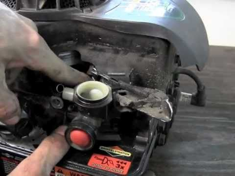 ▶ Fix your Briggs & Stratton Powered Lawn Mower for Under $10 (Intro/Diagnosis) - YouTube