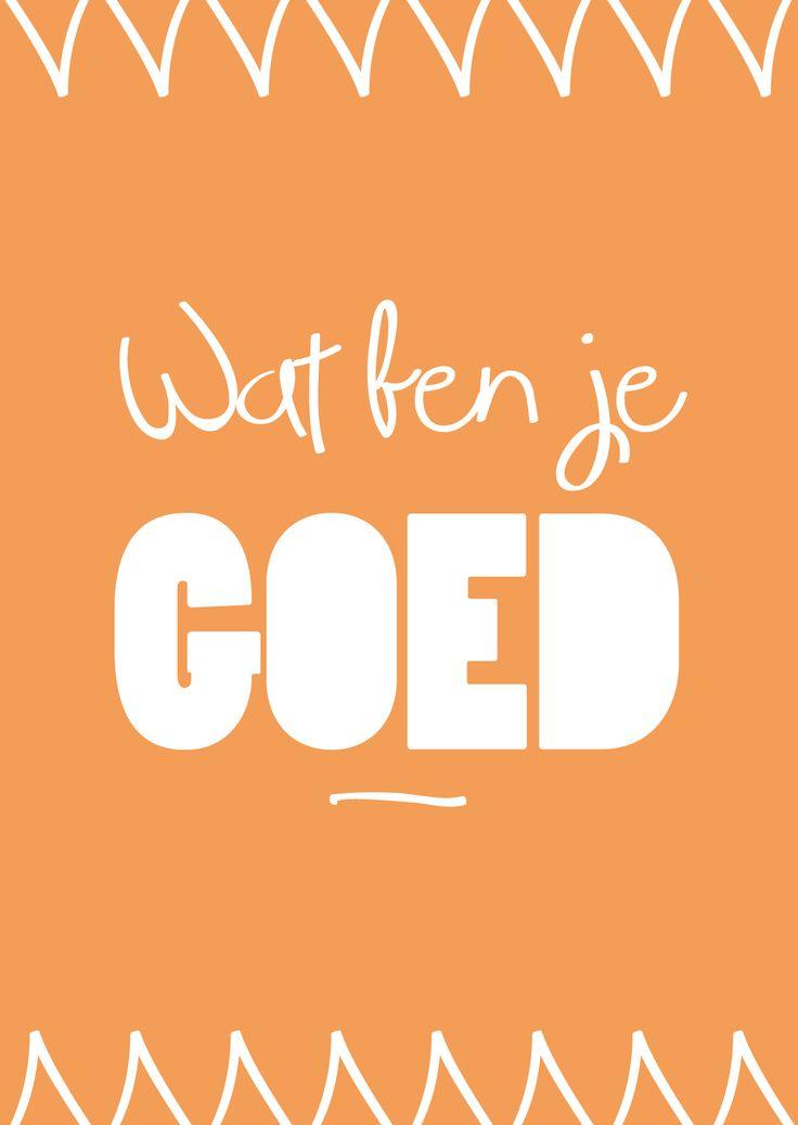 http://www.bybean.nl/8958445/kaartje-wat-ben-je-goed