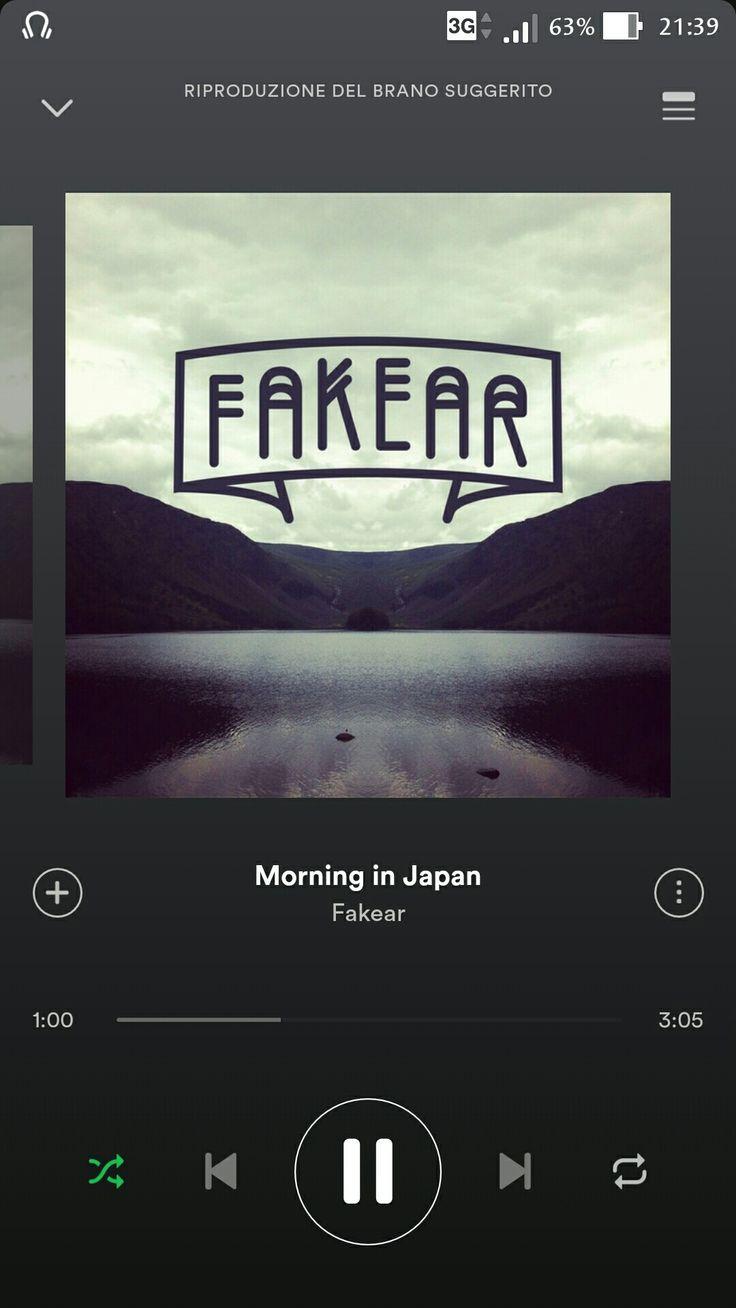 Fakear - Morning in Japan