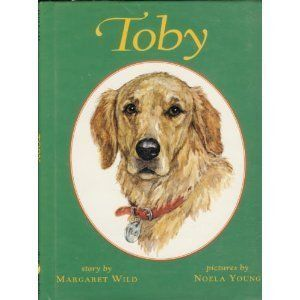 Toby is an old dog--and sick, too. He's going blind and deaf and sometimes he smells bad. The family is gentle and loving with him--excep...