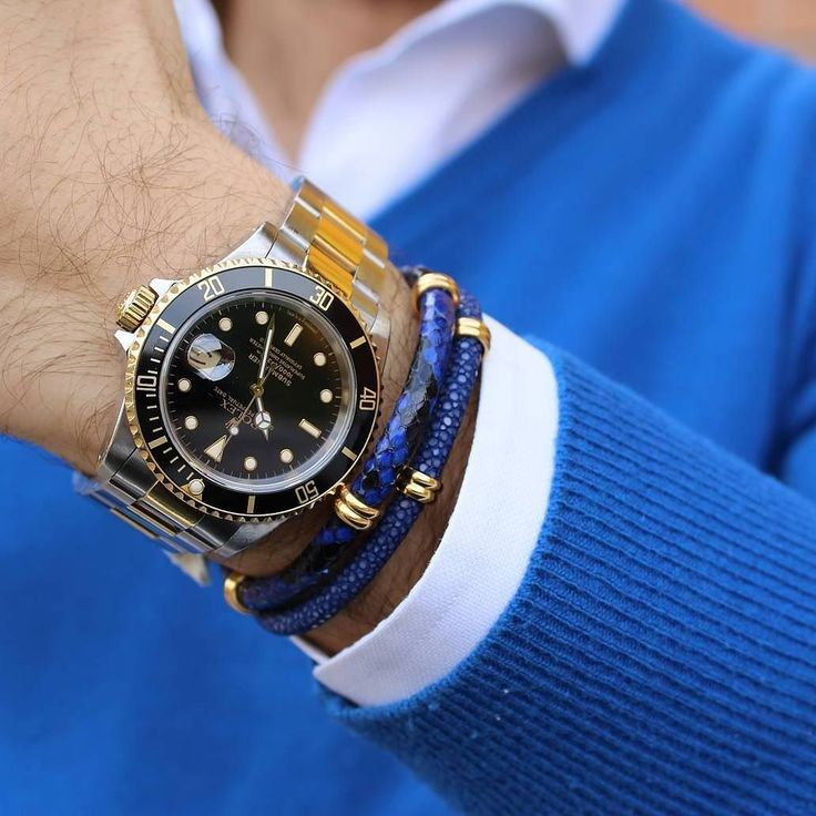 17 best images about mens watches and stuff tag today beautiful rolex submariner steel yellow gold 305 377 3335 info