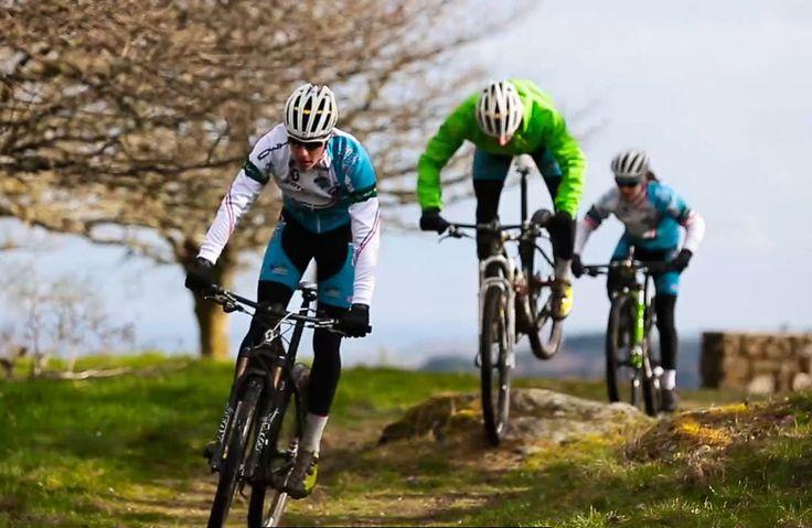 Un témoignage éloquent du formidable terrain de VTT qu'est la Creuse. Loisir, plaisir et technique, tout est réuni ici pour les amateurs de vélo tout terrain !