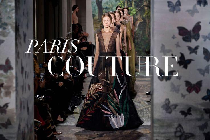 Il resoconto della #Couture parigina: eccessi e insuccessi, ma anche bellezza e maestria sartoriale http://bit.ly/VVSOr8