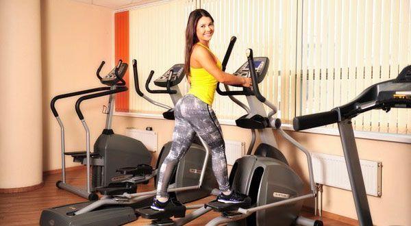 Фитнес-блог: Занятия на эллиптических тренажерах