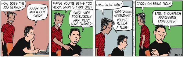 Luann Comic Strip, July 08, 2011 on GoComics.com