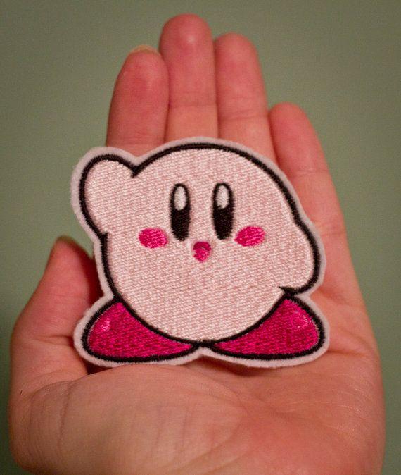 Kirby--Patch fer sur Nintendo de jeu NES Kirby