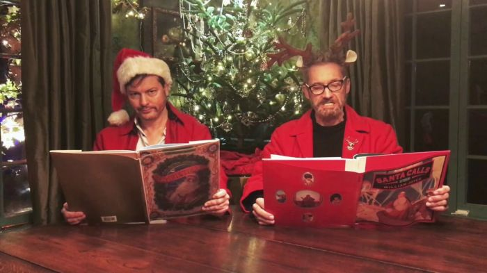 Metal Gear Solid Actors Team Up For Night Before Metal Gear Christmas Parody Metal Gear Metal Gear Solid Christmas Tale