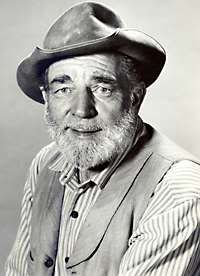 """FRANK McGRATH - Remember him on """"Rawhide""""?  This character actor was just scruffy enough in many Westerns."""