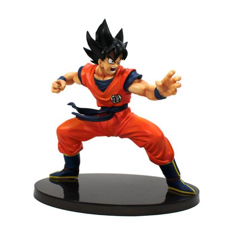 Anime Dragon Ball Z Tenkaichi Budokai 2 Goku PVC Action Figure Brinquedo 15CM Dragonball Figures Collectible Model Toys Juguetes