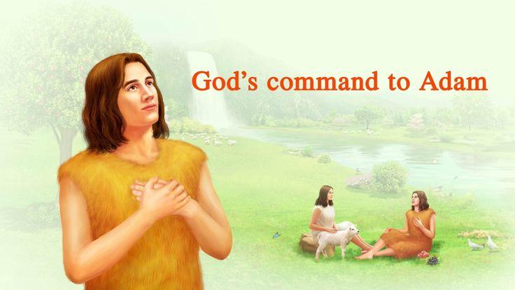 """God's Utterance """"God's Work, God's Disposition, and God Himself I"""" (Part..."""