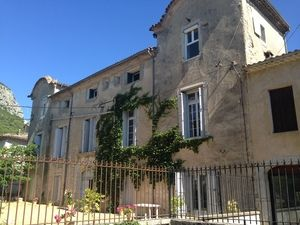 The YWAM chateau in St Hippolyte-du-Fort where we stayed for the Heartistry Experience