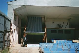 World's Biggest Deckchair, Winton, #Queensland, #Australia