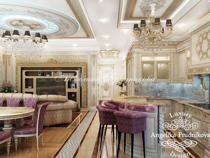 Гостиная. Фото 2016 - Дизайн дома