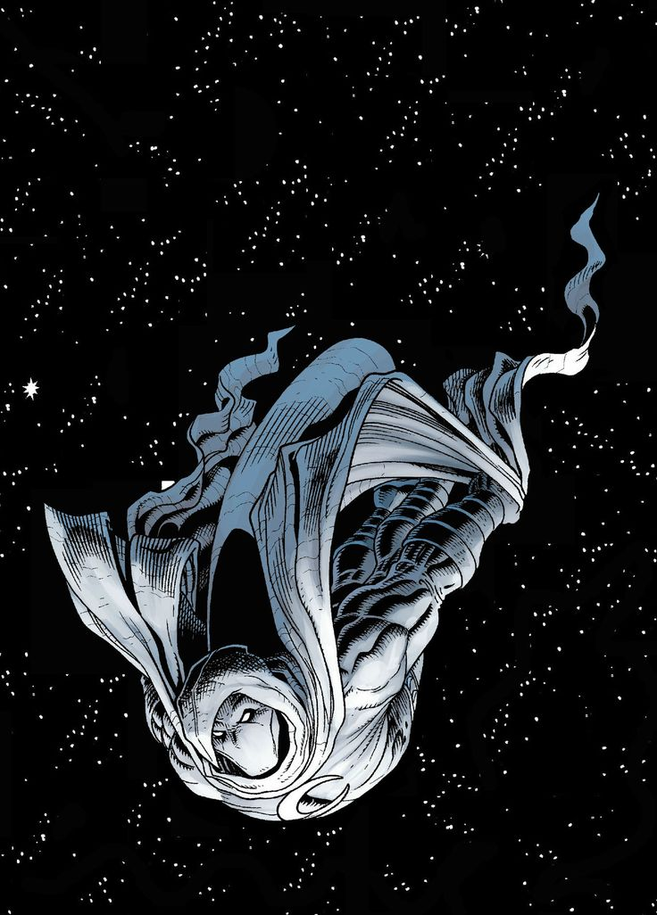 Moon Knight by Art Adams
