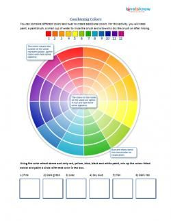 Teoria koloru dla dzieci
