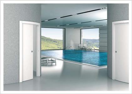 Circular Single - Eclisse - Sliding Door Systems