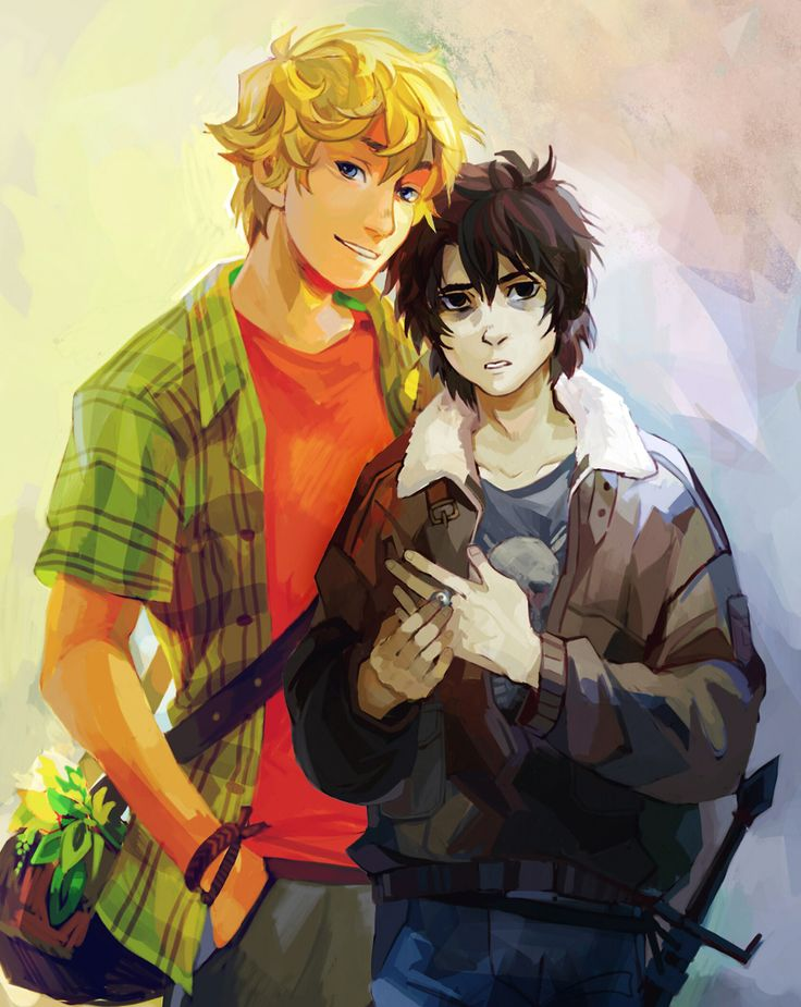 Viria Solangelo (official PJO art commissioned by Rick Riordan) (except this was photoshopped)