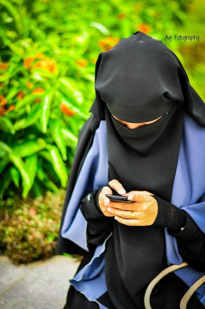 Niqabi. ~Amatullah♥