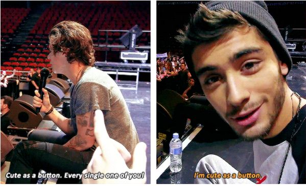 Yes you are Zayn, yes you are.