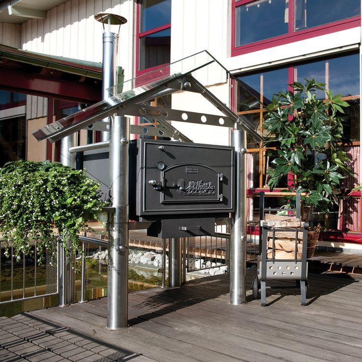 Popular Holzbackofen HABO Modern backdorf de H ussler GmbH