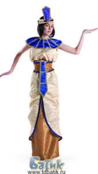 Новогодний костюм клеопатры красноярск